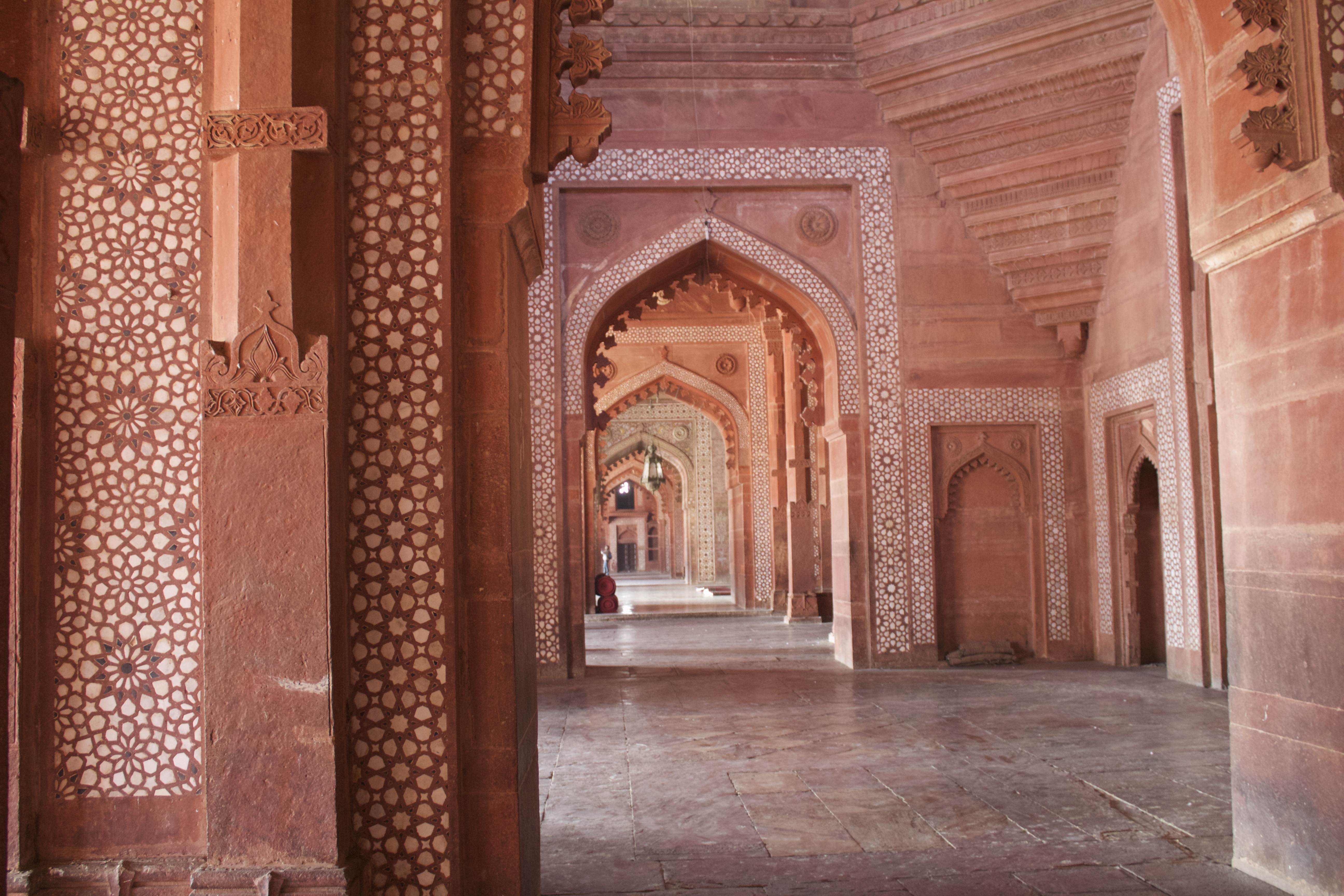 The Golden Triangle – India