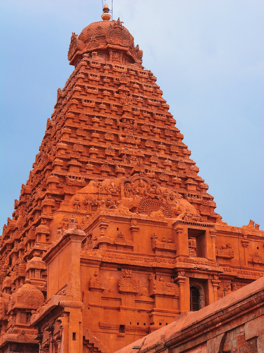 Temple with 1000 years of History