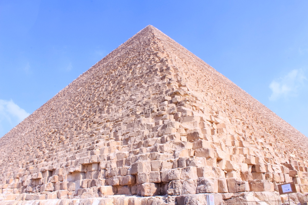 Mission NWW : Visiting Great Pyramids