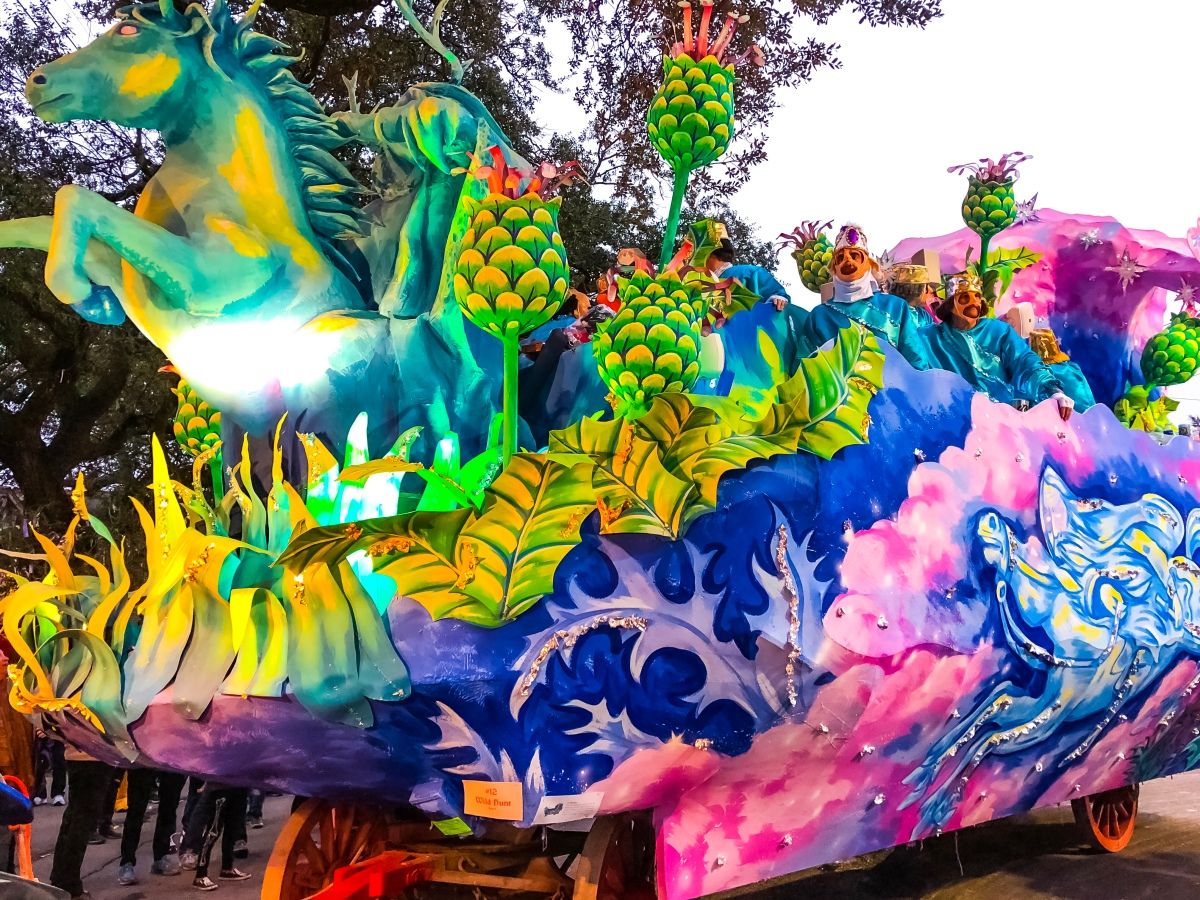 Mardi Gras – Let the Good Times Roll