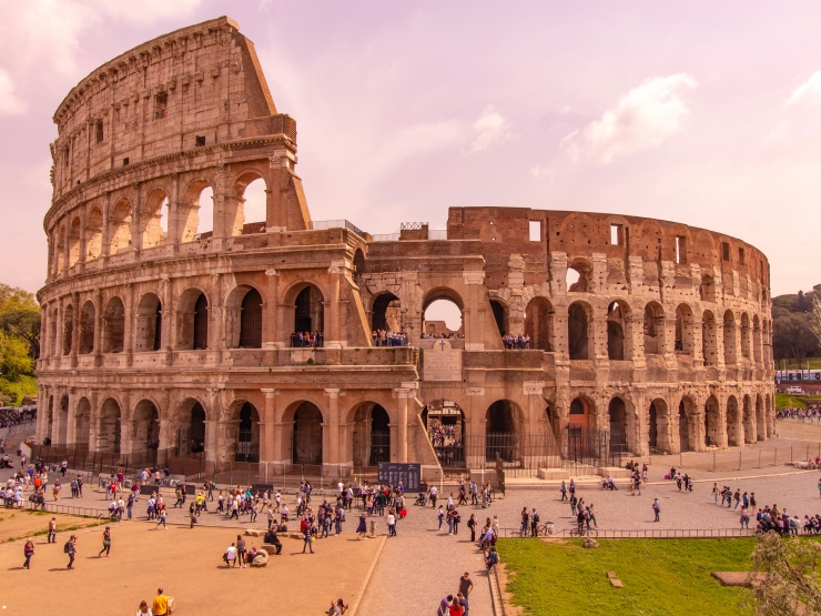 It is simply stunning - Colosseo