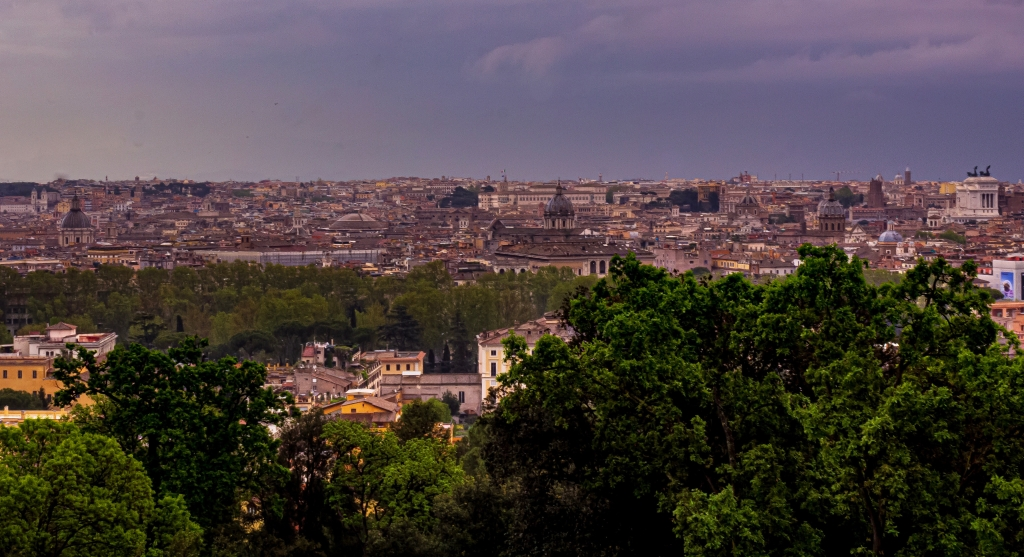 From Vatican to Colosseo, Trastevere offer stunning view of Rome